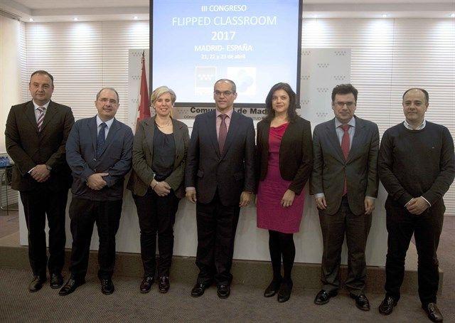 Teresa de Dios en la presentación oficial de Flipcon Spain 17