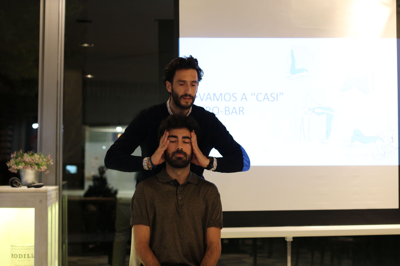 Juan Fraile & Manuel J. Rodríguez en InnoBar UFV