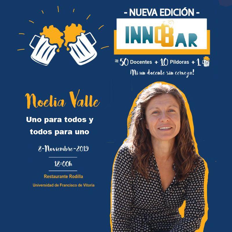 Noelia Valle Benítez InnoBar UFV