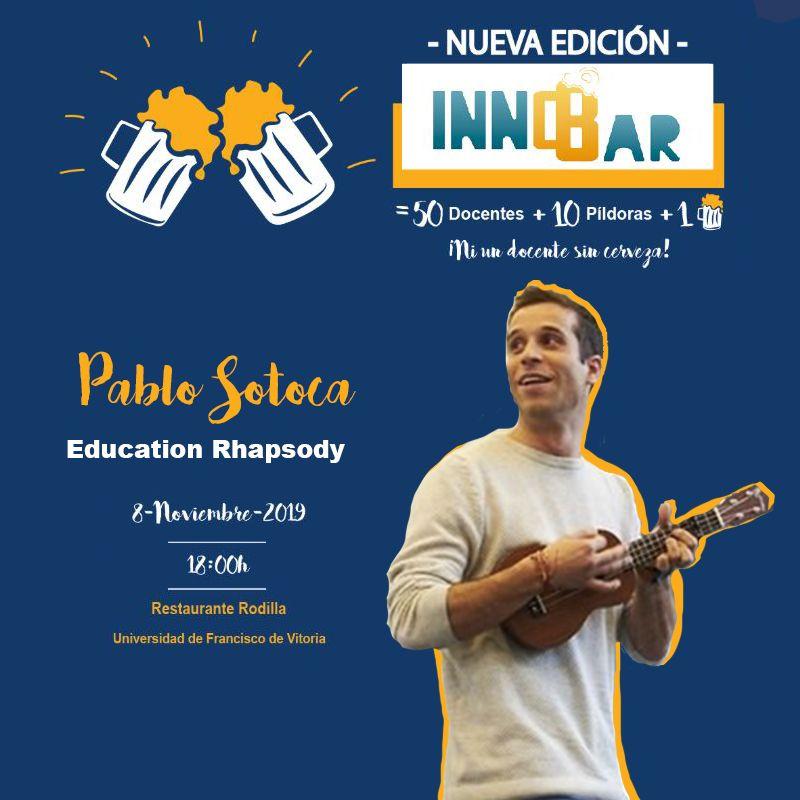Pablo Sotoca Education Rhapsody
