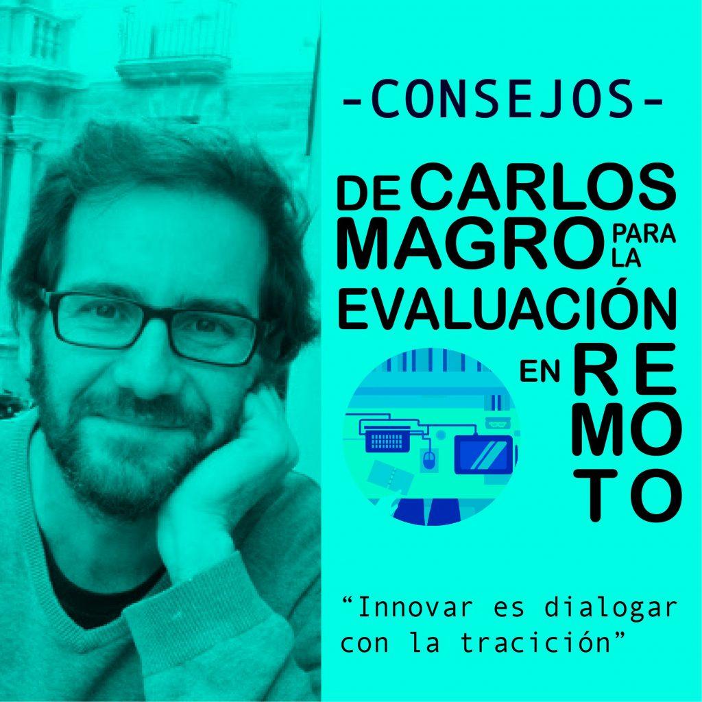 Consejos de Carlos Magro Mazo