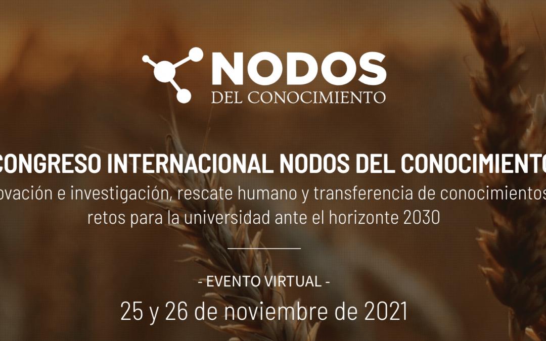 II Congreso Internacional Nodos del Conocimiento